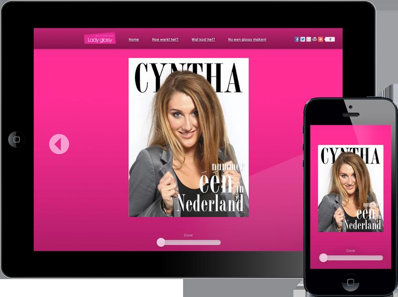 Magazine digitaal delen