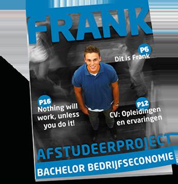 Schoolopdracht magazine