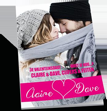 Valentijns magazine