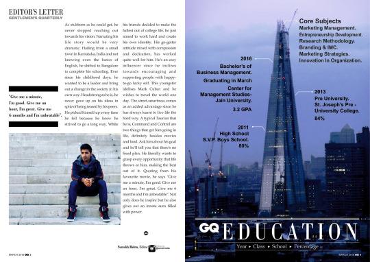 Sollicitatie tijdschrift
